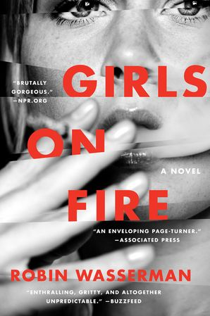 Image result for girls on fire book