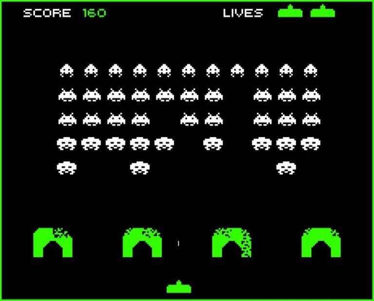 Space Invanders game