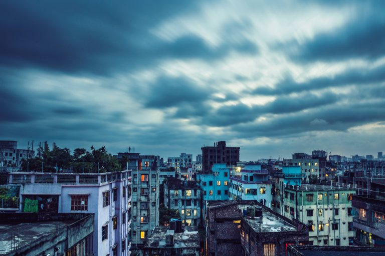 Dhaka high-rises