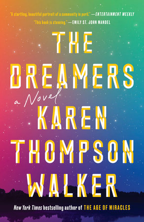 The Dreamers by Karen Thompson Walker