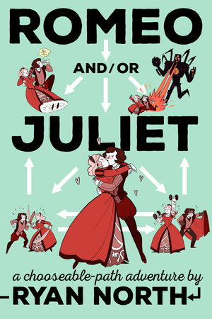 Image result for ryan north romeo and or juliet