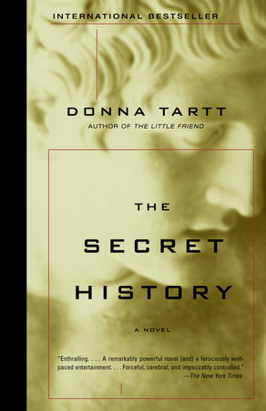 Image result for secret history book cover
