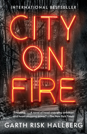 Image result for city on fire book