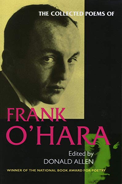 Image result for The Collected Works of Frank O'Hara