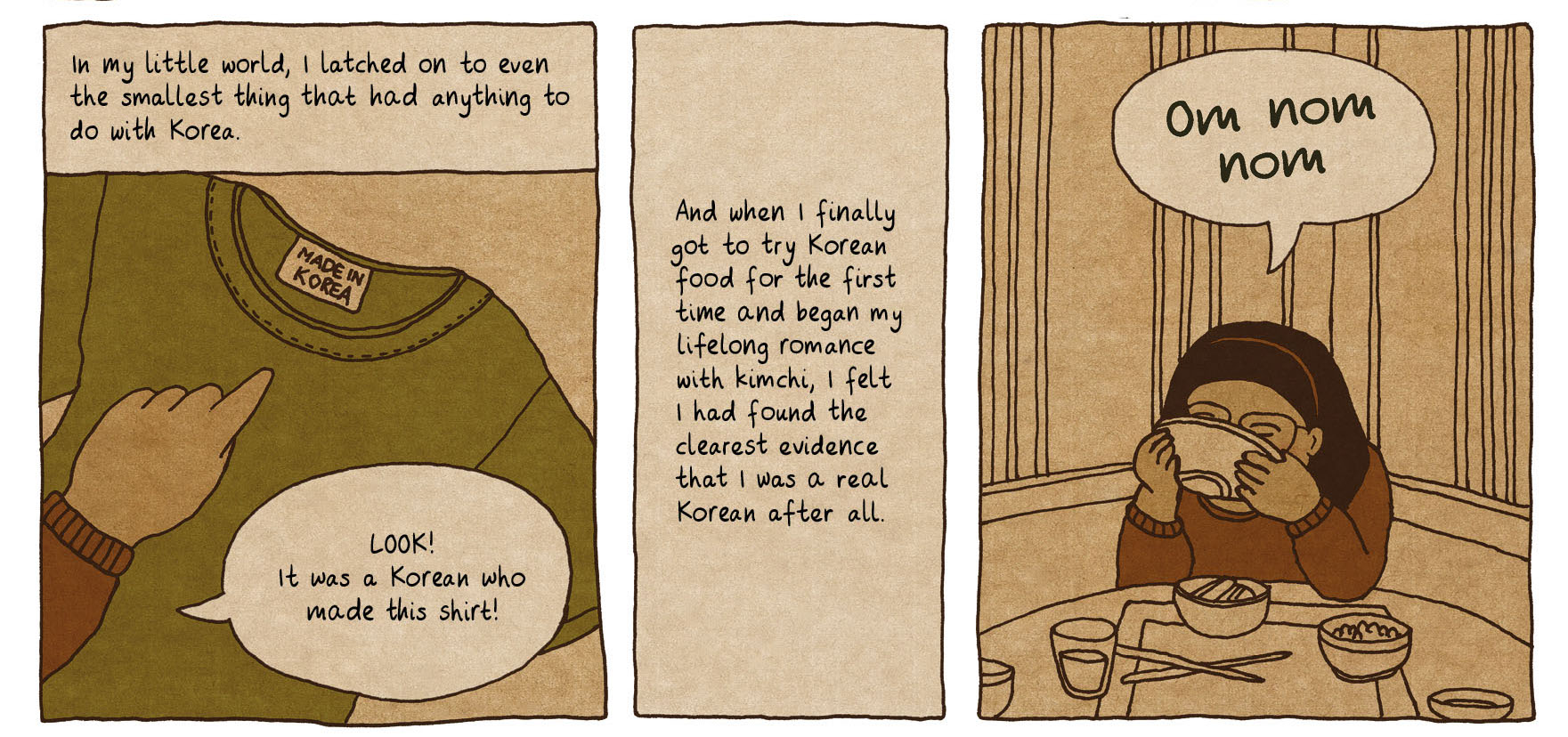 This Graphic Memoir About Adoption Isn't Interested in Comfortable ...