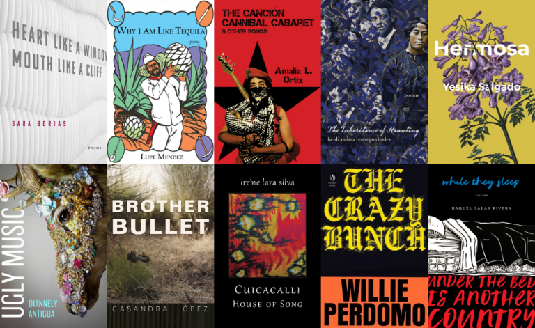 10 Collections By Latinx Poets You Might Have Missed in 2019