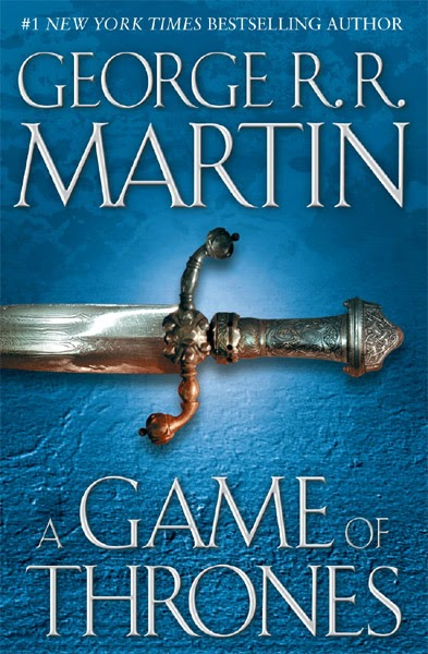 Image result for george rr martin a game of thrones book