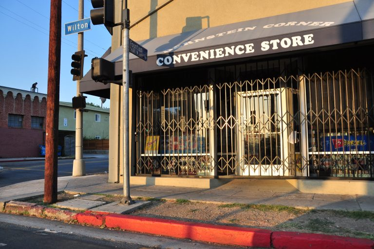 Los Angeles convenience store