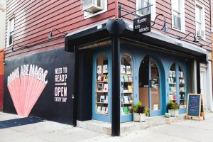 Books Are Magic in Cobble Hill, Brooklyn