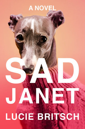 Sad Janet by Lucie Britsch