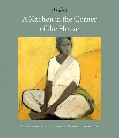 A Kitchen in the Corner of the House by AMBAI