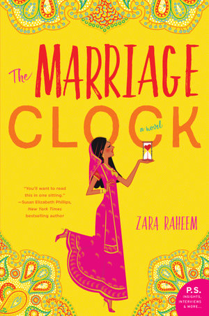 The Marriage Clock, A Novel eBook by Zara Raheem | 9780062877932 ...