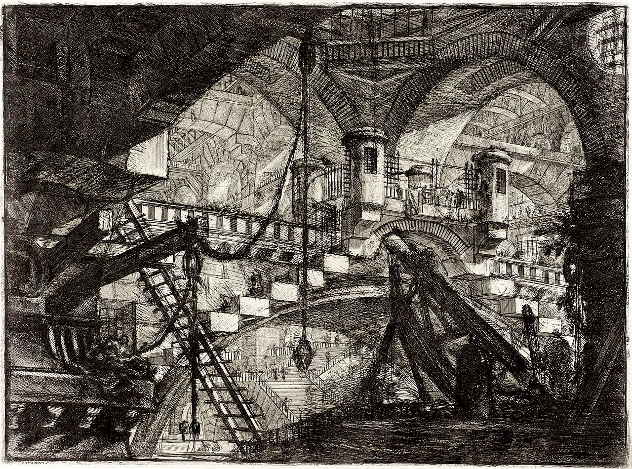 """Piranesi"" Is a Portal Fantasy for People Who Know There's No Way Out - Electric Literature"