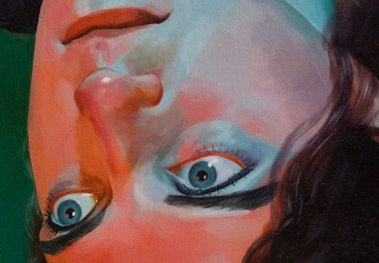 Jessica Gross, Hysteria, Novel