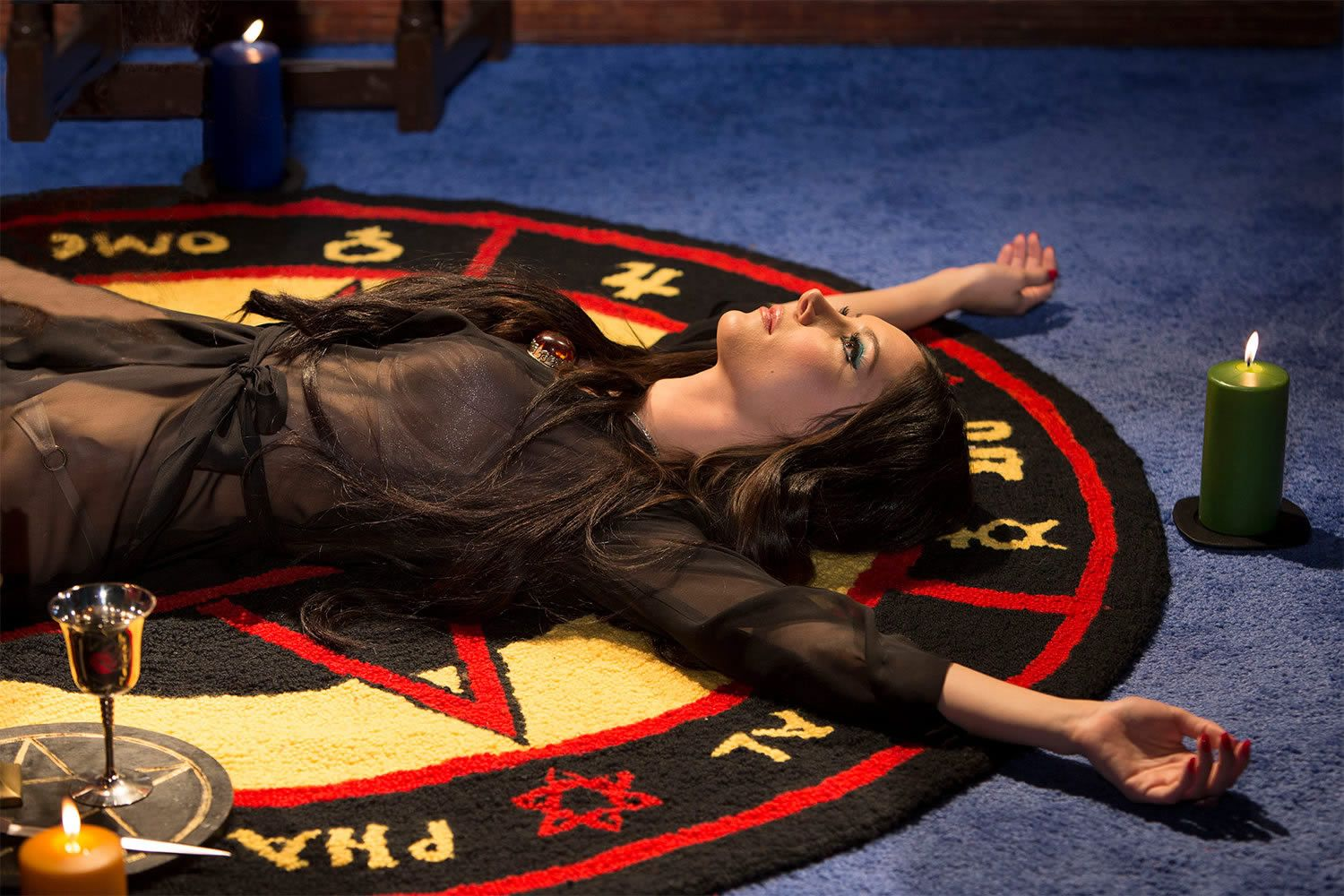 Screenshot from Love Witch