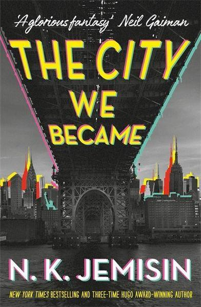The City We Became von N. K. Jemisin. Bücher | Orell Füssli