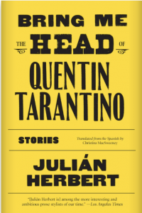 "cover of ""Bring Me the Head of Quentin Tarantino"""