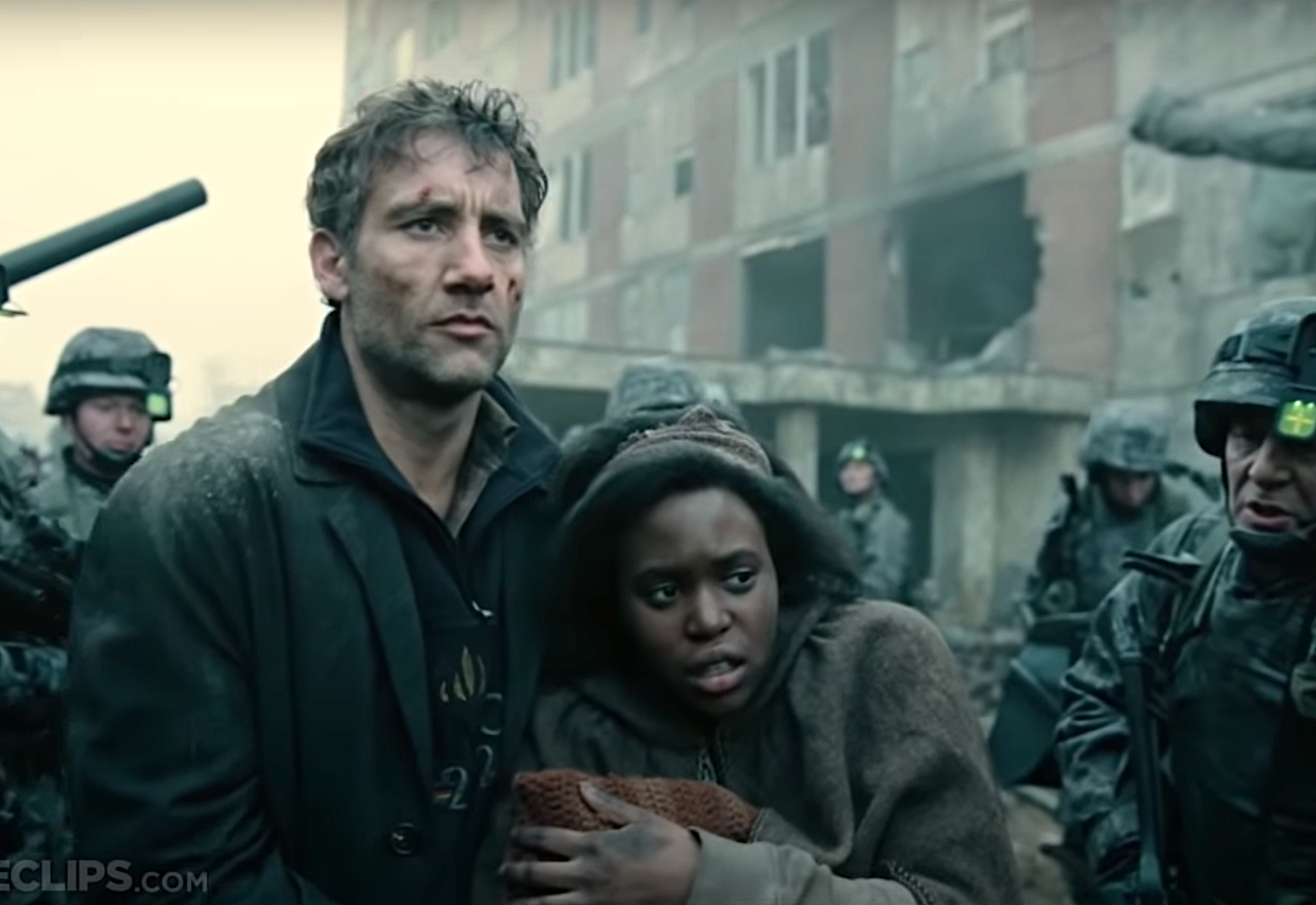 """I Will Never Watch """"Children of Men"""" the Same Way Again - Electric  Literature"""