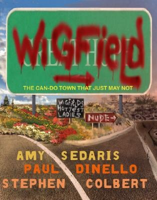 Wigfield, Amy Dinello Sedaris - Shop Online for Books in New Zealand