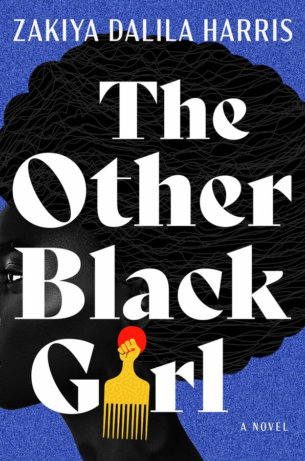 The Other Black Girl | Book by Zakiya Dalila Harris | Official Publisher  Page | Simon & Schuster