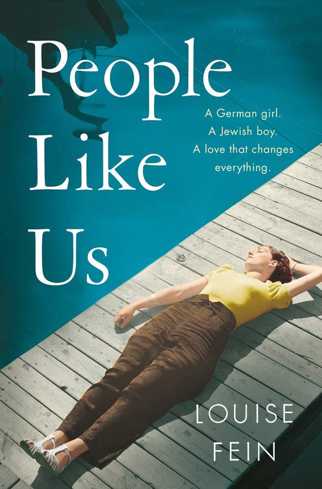 Amazon.com: People Like Us (9781789545005): Fein, Louise: Books
