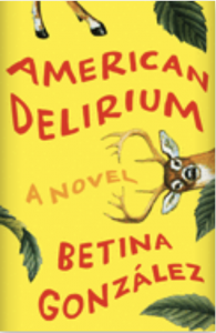 cover of American Delirium