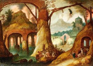 Orpheus Returning from the Underworld