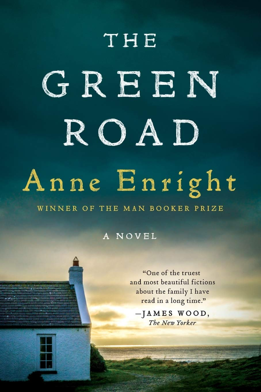 Amazon.com: The Green Road: A Novel (9780393352801): Enright, Anne: Books