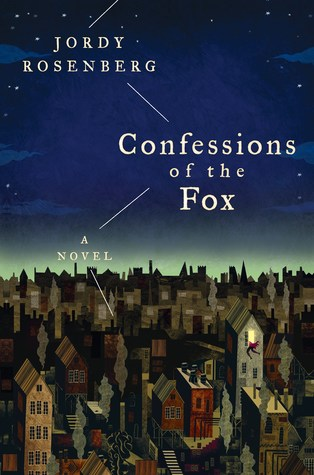 Cover of Confessions of the Fox by Jordy Rosenberg