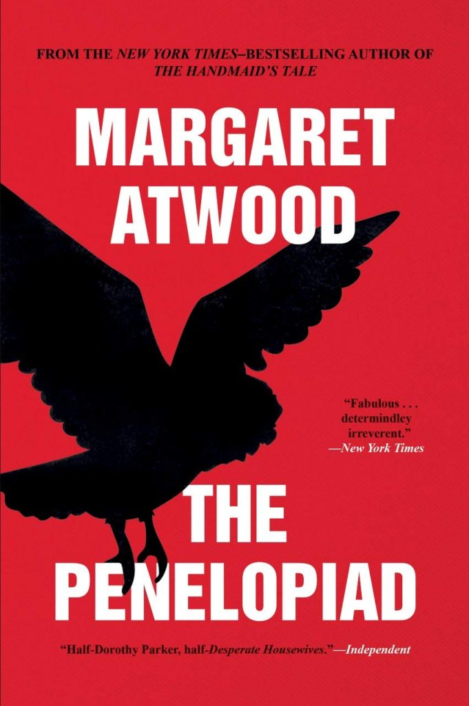Cover of The Penelopiad by Margaret Atwood