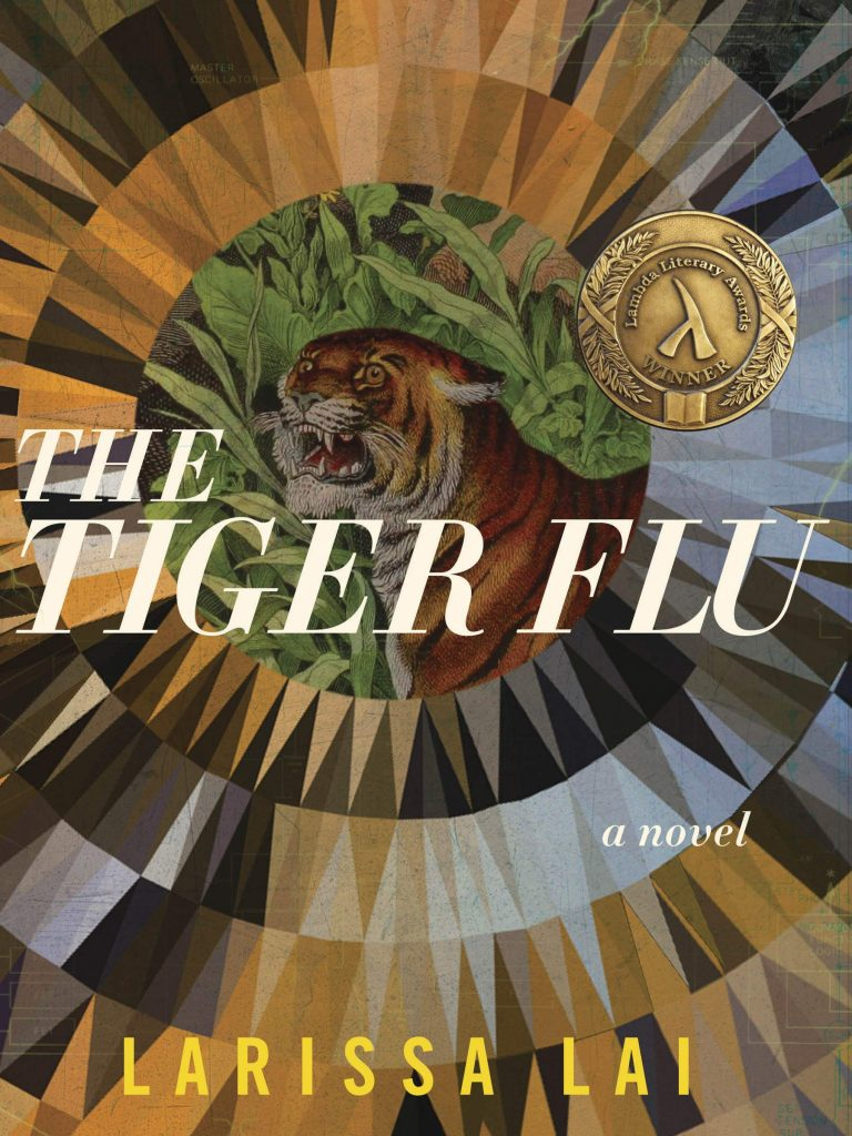 Cover of The Tiger Flu by Larissa Lai