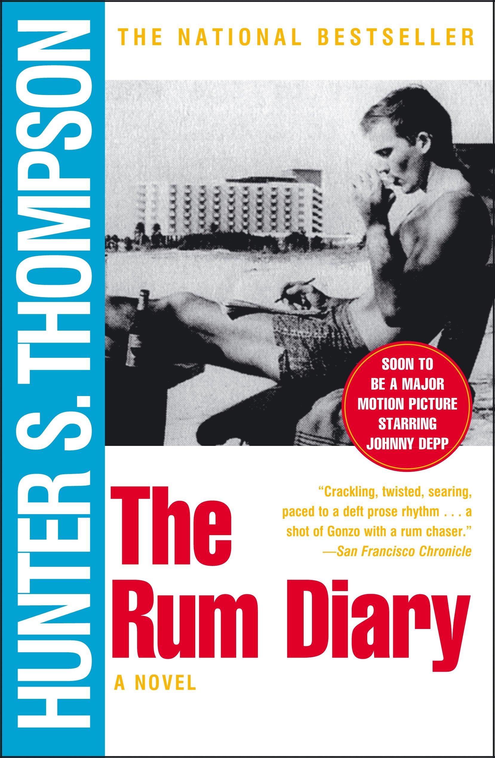 The Rum Diary: A Novel: Thompson, Hunter S.: 9780684856476: Amazon.com:  Books