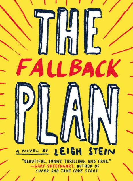 The Fallback Plan by Leigh Stein, Paperback | Barnes & Noble®