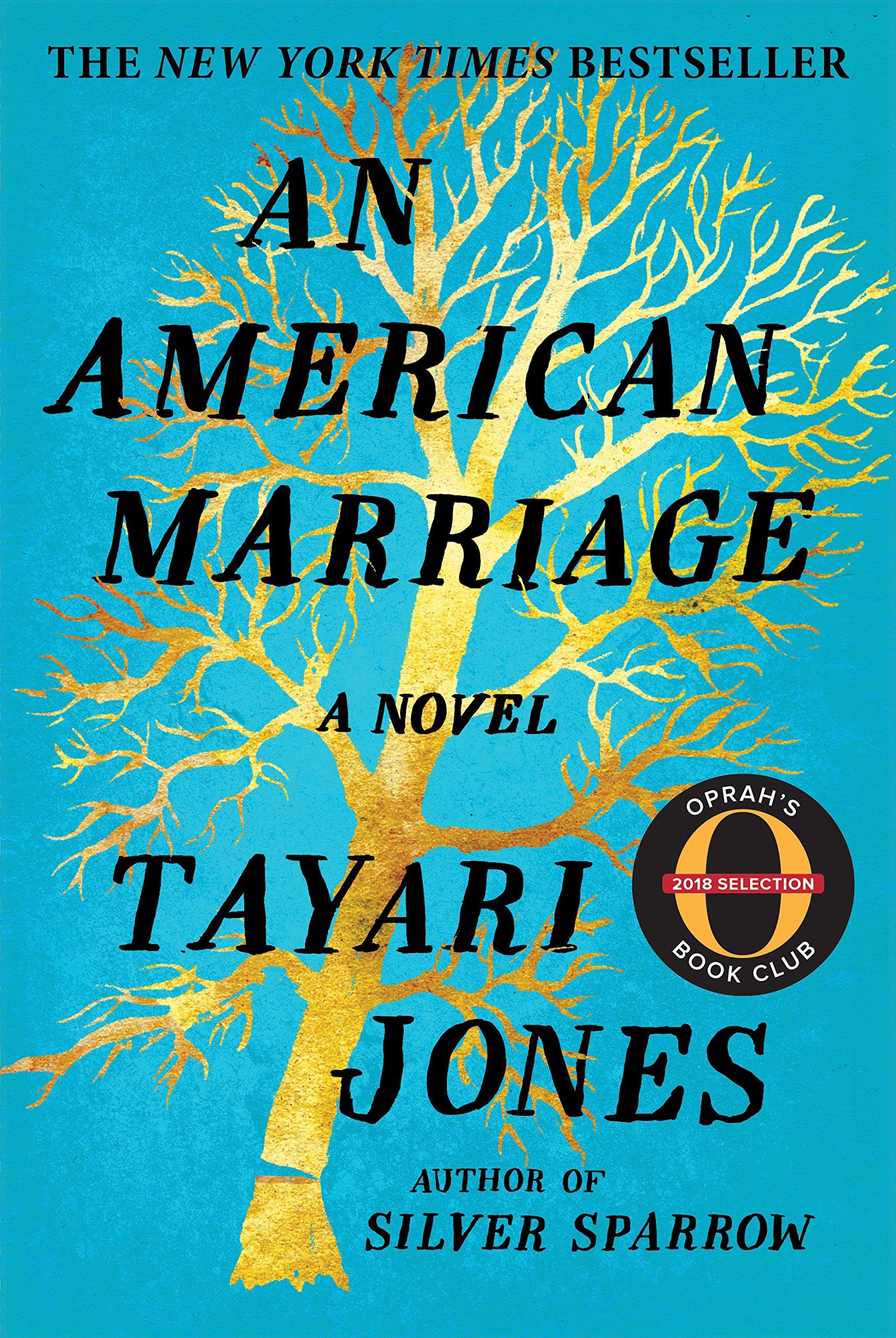 An American Marriage: A Novel: Jones, Tayari: 9781616201340: Amazon.com:  Books