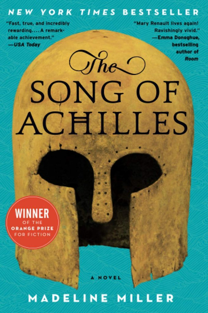 Cover of The Song of Achilles by Madeline Miller