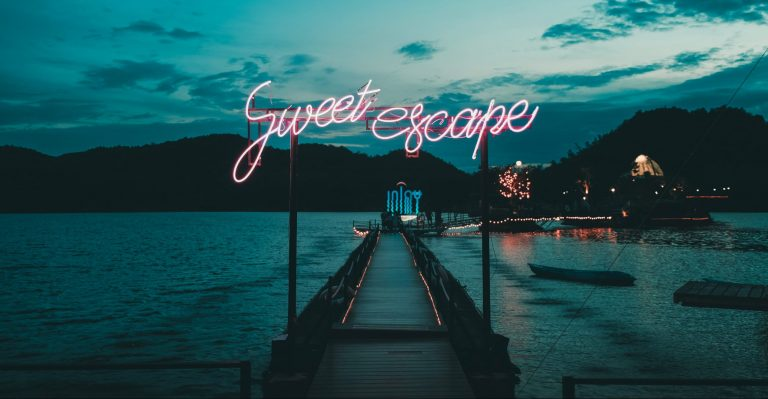 sweet escape sign