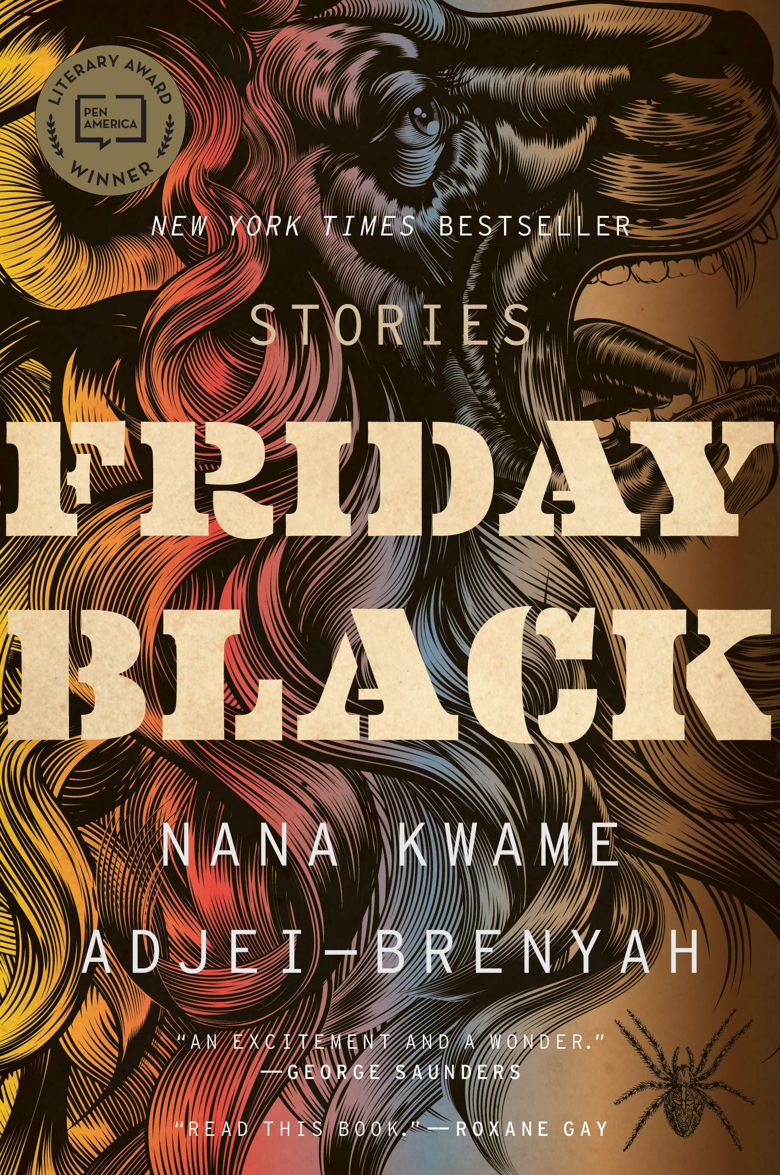 Friday Black: Adjei-Brenyah, Nana Kwame: 9781328911247: Amazon.com: Books