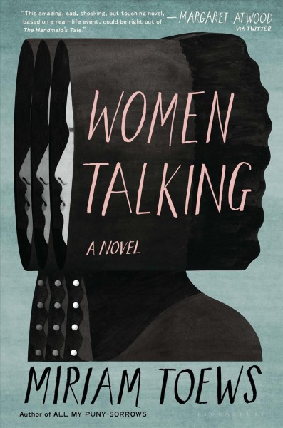 Image result for women talking by miriam toews