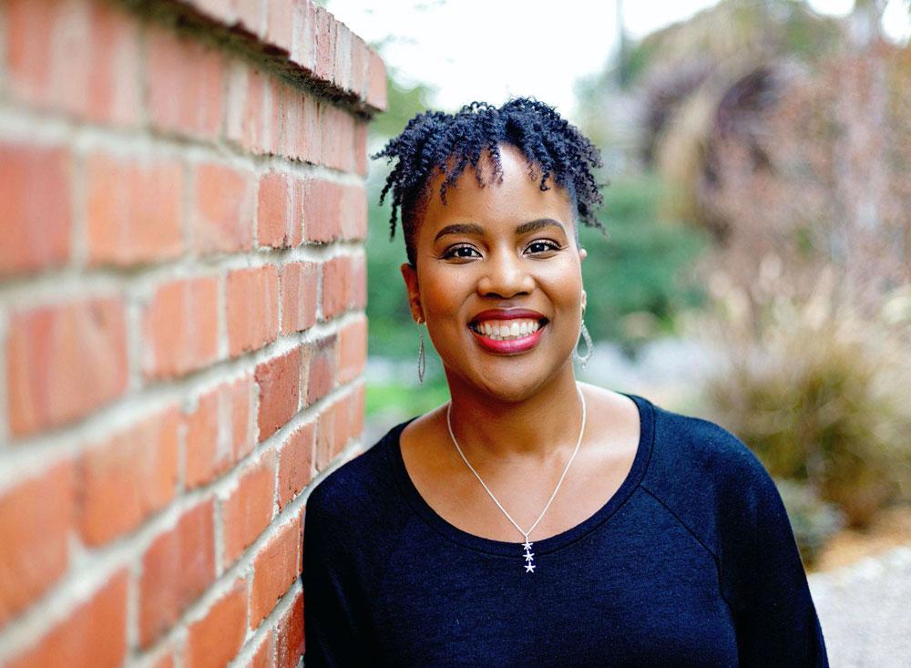 Monica West author photo