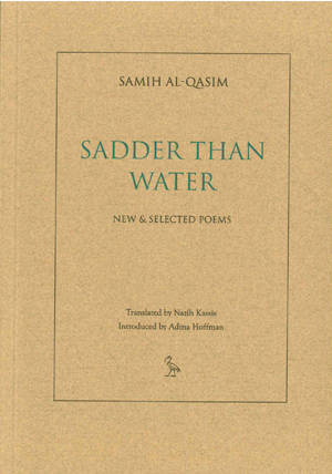 Sadder than Water: New and Selected Poems