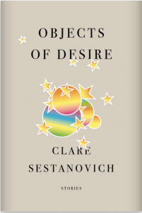 cover of objects of desire