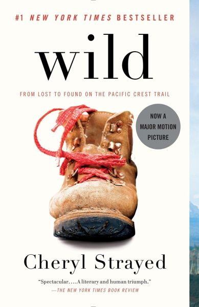 Image result for wild cheryl strayed book cover
