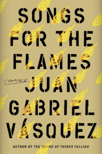 cover of songs for the flames