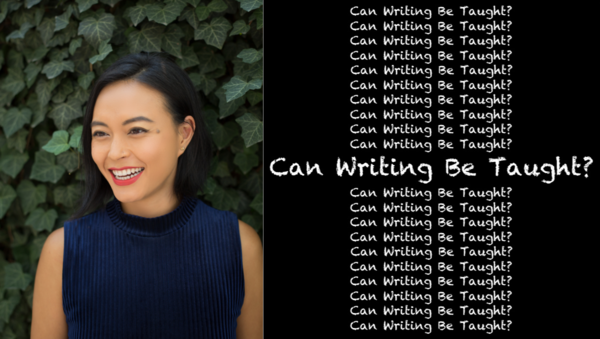 Anna Qu Can Writing be Taught