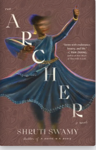 cover of the archer