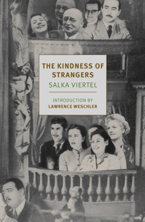 The Kindness of Strangers by Salka Viertel